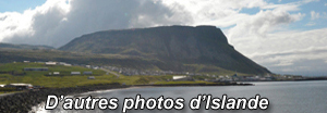 Des photos d'Islande