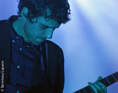 Photos de SUUNS & JERUSALEM IN MY HEART aux ATP UK 2015.